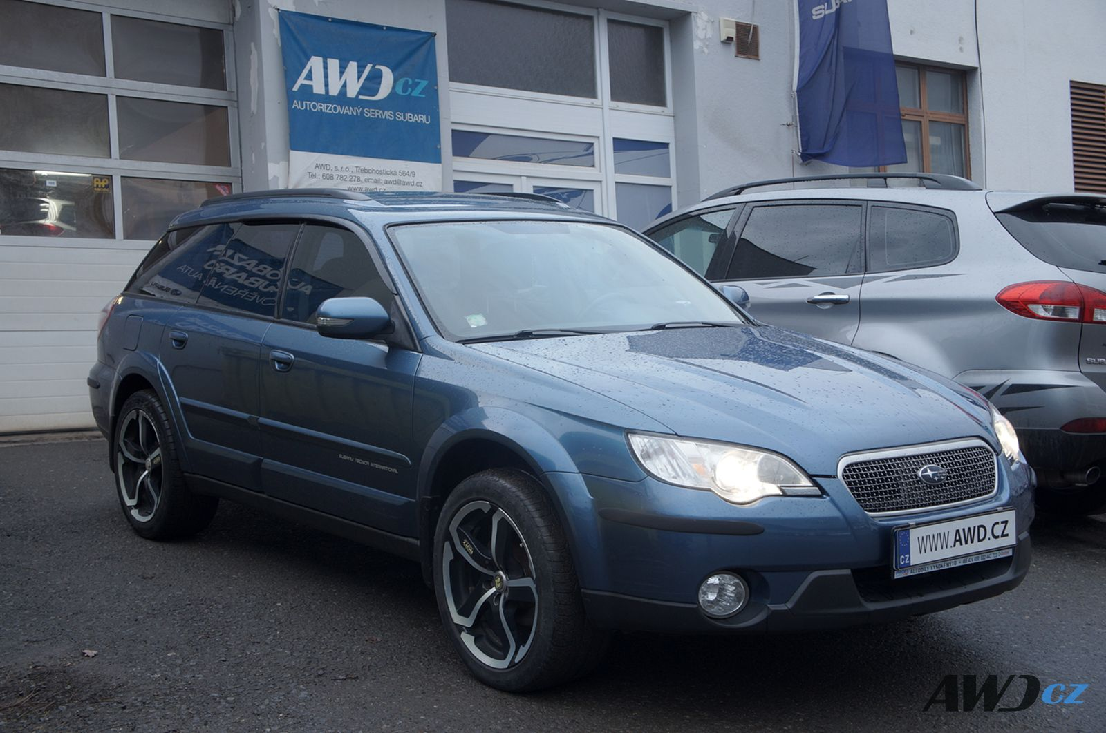 SUBARU Outback 3.0 R Active AT MY2008, 239900.00023Kč, 253000 km, 2008
