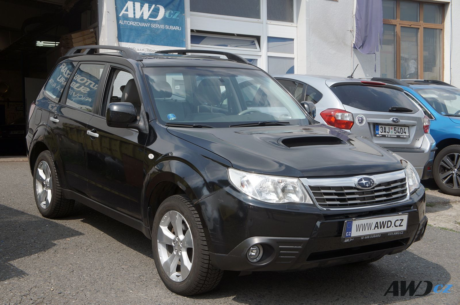 SUBARU Forester 2.5XT Executive MY2010, 229900Kč, 202000 km, 2010