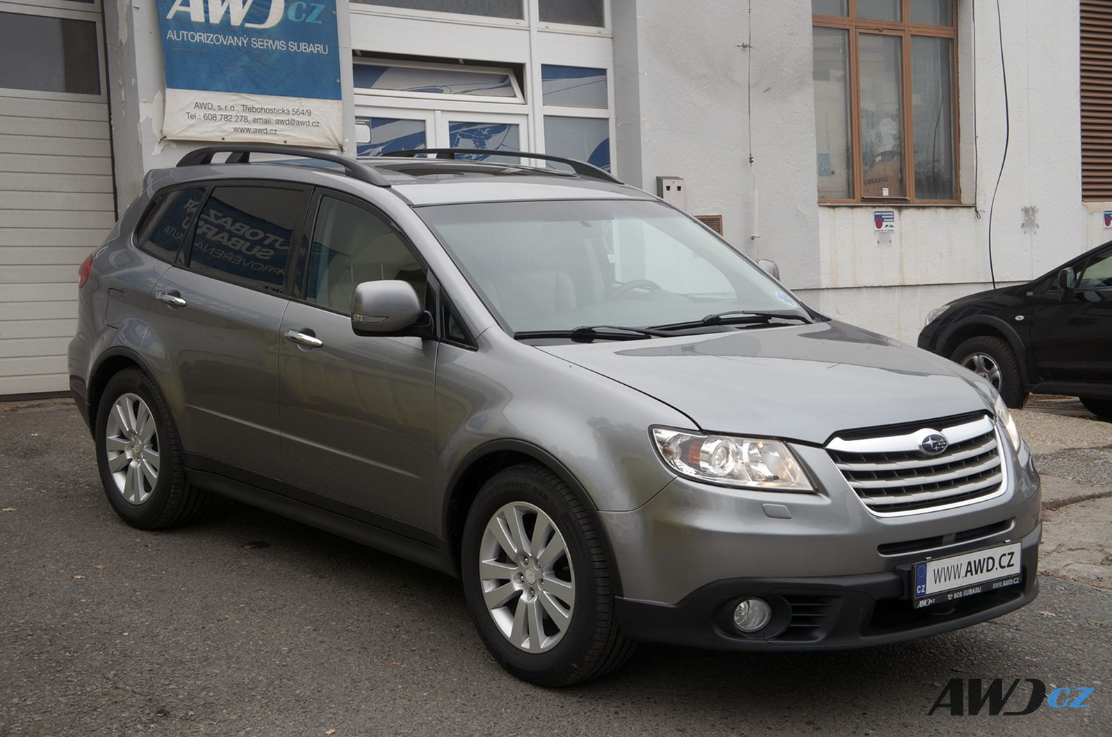 SUBARU Tribeca 3.6 Executive +2 MY2008, 279000Kč, 235000 km, 2009